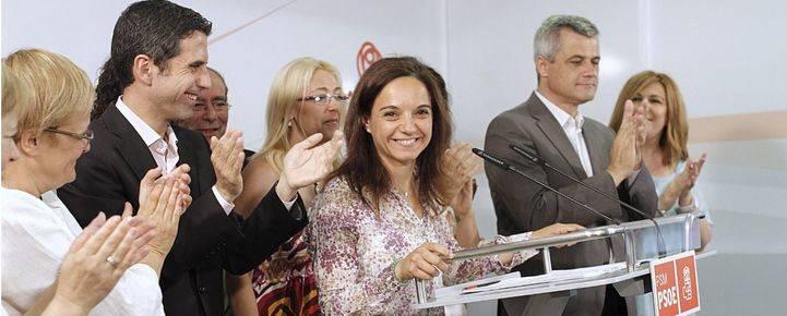 Sara Hernández se convierte en la nueva secretaria general del PSM