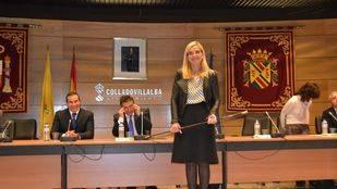 La alcaldesa de Villalba cesa de sus funciones al edil imputado, que no renunciará a su acta