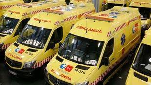 Un trabajador de 59 años, herido grave tras ser pisoteado por varias reses bravas en Colmenar