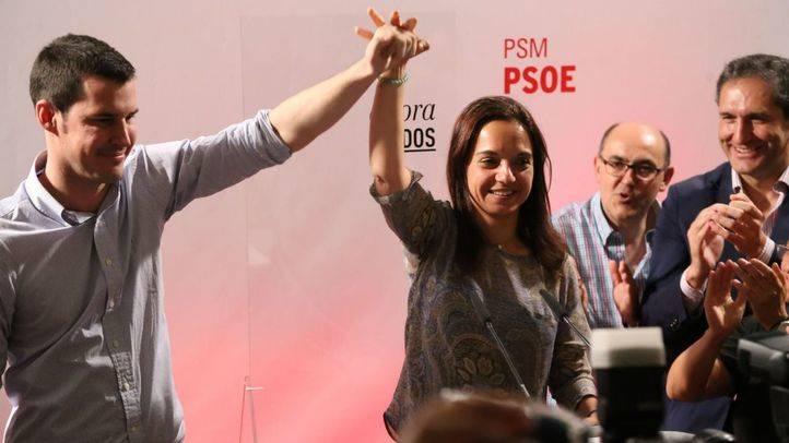Sara Hernández se reúne con Pedro Sánchez en su primer día como líder del PSM