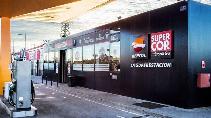 Estación de servicio de Gespevesa