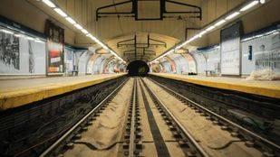 Un 15 por ciento de las estaciones de Metro no tuvo personal en julio