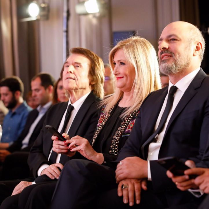 Noche de premios con lo más variado de la sociedad madrileña