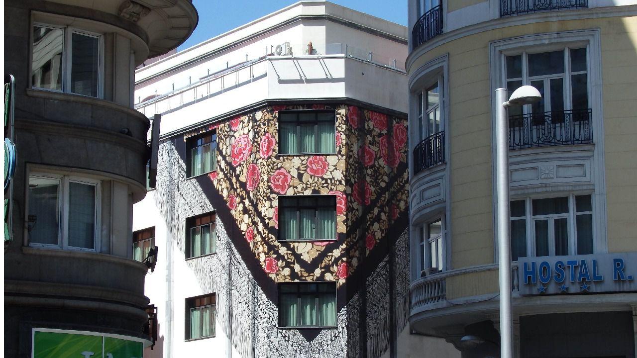 Hotel Mayorazgo.