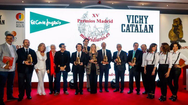 Madrid reconoce a los mejores