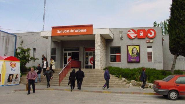 Las obras en la estación de San José de Valderás comenzarán el 5 de junio