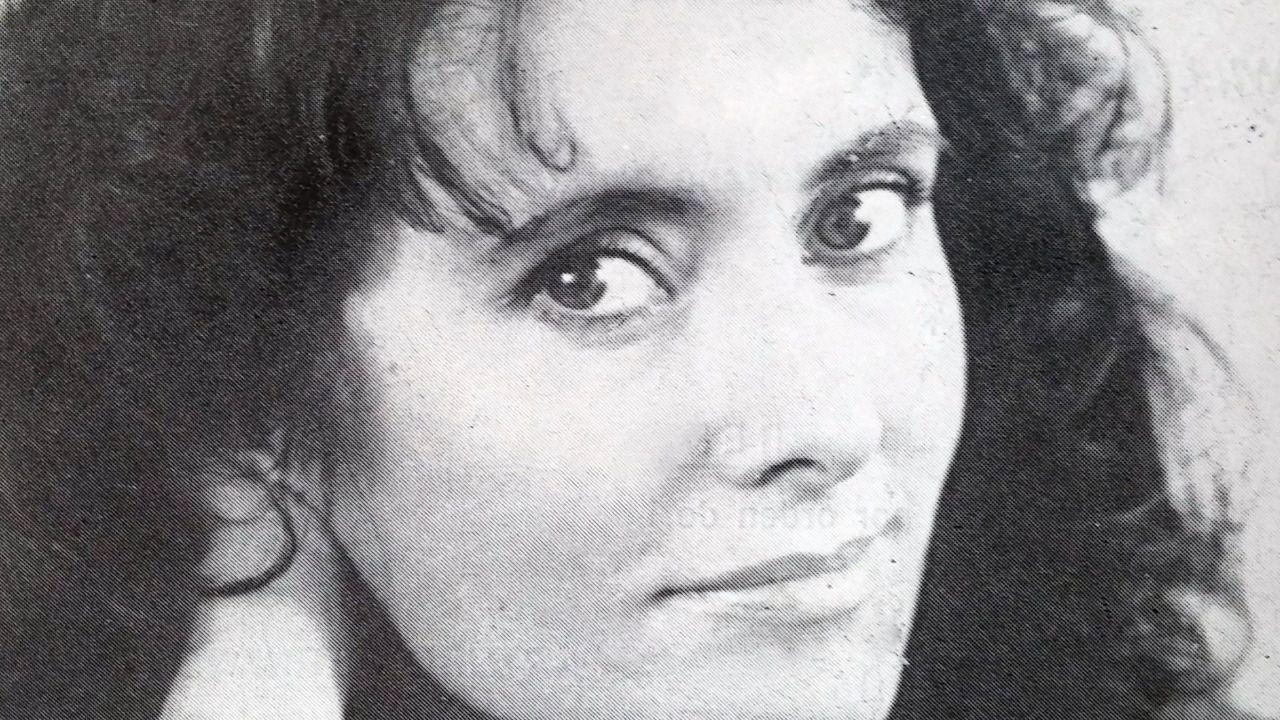 Lola Mu�oz, actriz