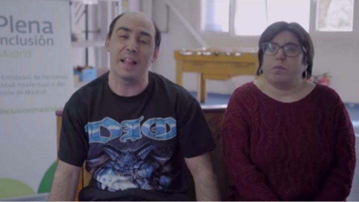 Movimiento asociativo Plena Inclusión Madrid.