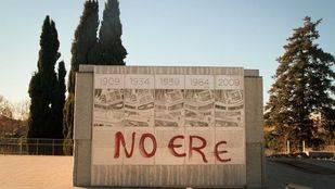 UGT denuncia que los readmitidos de Madrid Río están siendo enviados a otros parques