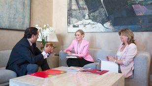 Reunión entre la Comunidad de Madrid y CEIM.