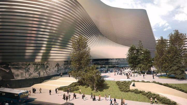 Luz verde al nuevo Bernabéu, con la decisión sobre el hotel pospuesta a futuras fases