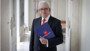 Jesús Sánchez Martos , consejero de Sanidad de la Comunidad de Madrid.