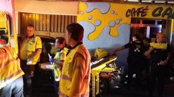 Muere una persona y dos resultan heridas graves por apuñalamiento en una reyerta en Villaverde