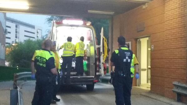 Un hombre en estado crítico tras recibir una puñalada en el tórax en Carabanchel