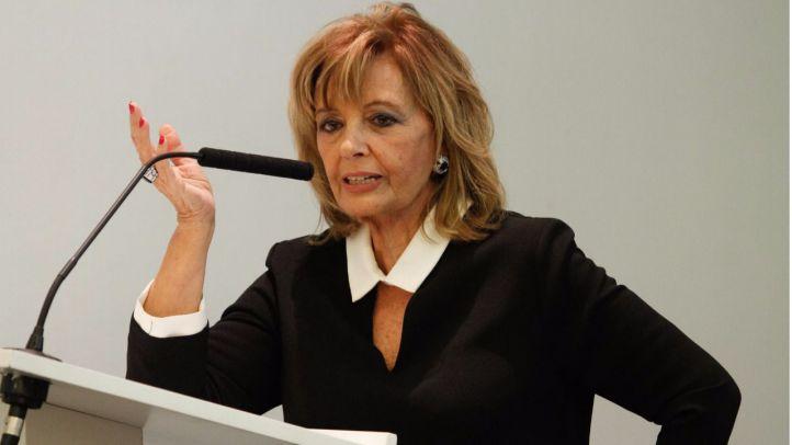 María Teresa Campos ya ha sido dada de alta