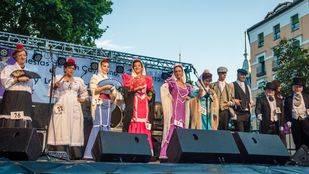 Arrancan las fiestas de Lavapiés en honor a San Cayetano, San Lorenzo y La Paloma