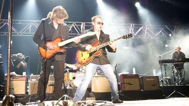 Continúan las fiestas en Pinto con las actuaciones de Topo, Nacha Pop y Revólver
