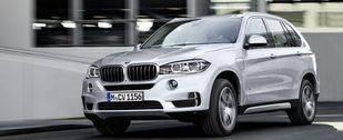 BMW X5 xDrive40e, potente y ecol�gico