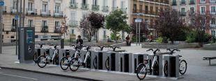 BiciMAD contará con más de 1.000 bicicletas para aumentar la disponibilidad para los usuarios