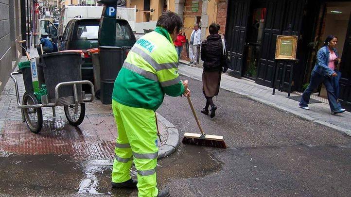 Las limpiezas de refuerzo llegan a Prosperidad