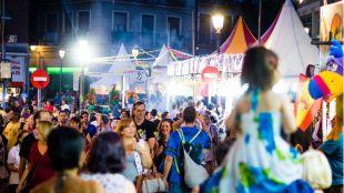 Devoción y fiesta por San Lorenzo en Lavapiés