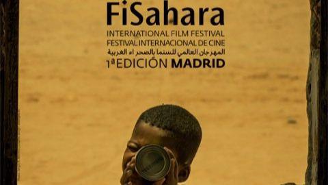 Cartel de la primera edición en Madrid del Festival FySahara