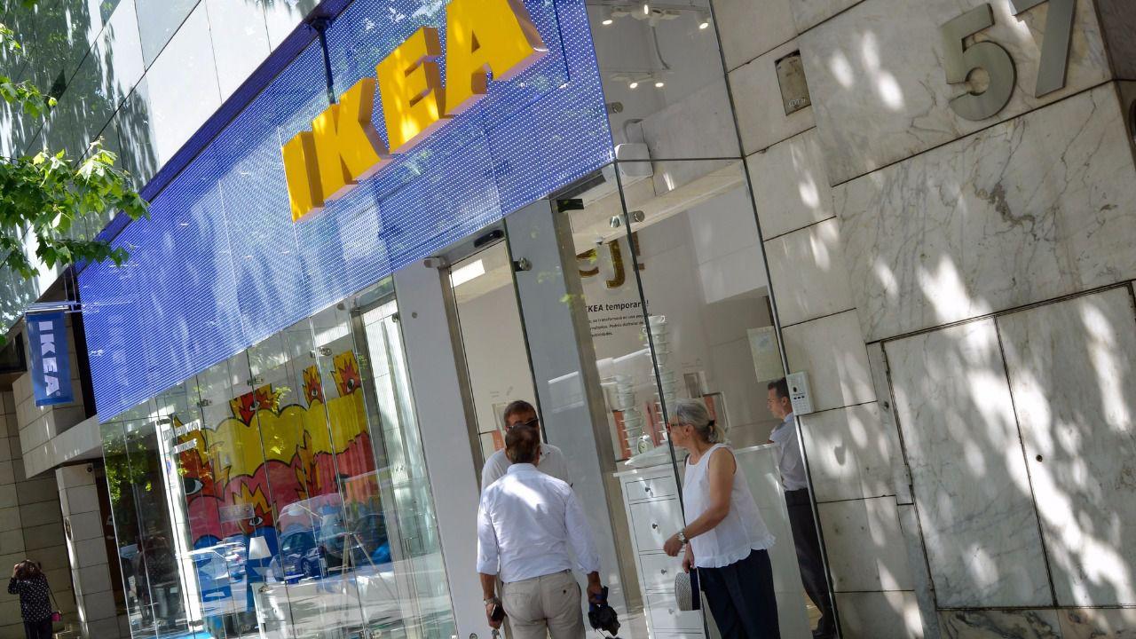 Ikea desembarca con una tienda temporal en la 39 milla de - Ikea serrano temporary dormitorios madrid ...