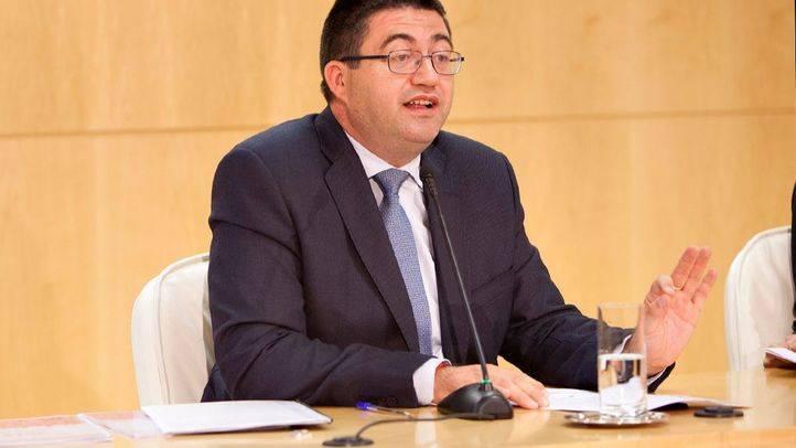 Carlos Sánchez Mato en una foto de archivo.