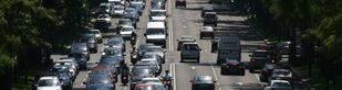 Las carreteras de Madrid concentran las principales retenciones de la operación salida