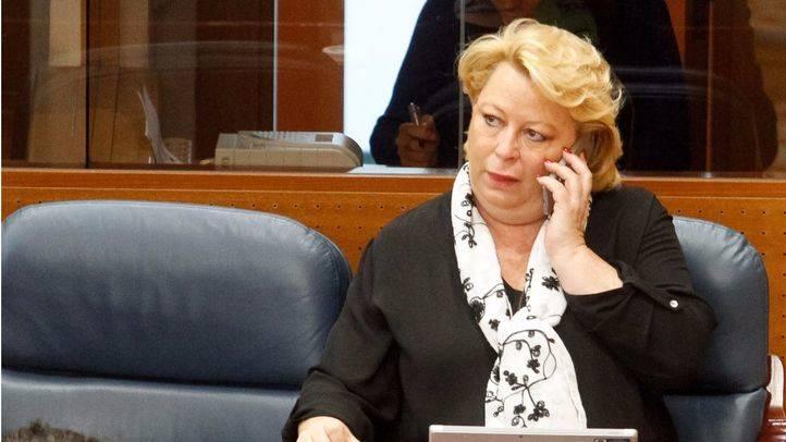 El TSJM acepta investigar a la diputada Josefa Aguado por su vinculación con 'Gürtel'