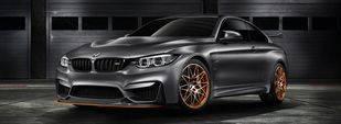 BMW Concept M4 GTS, protagonista en el Concours d'Elegance de Pebble Beach
