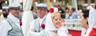 El Madrid más castizo se da cita en las fiestas de la Paloma