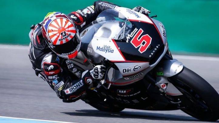 Zarco, pole en Moto2