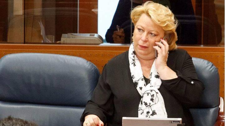 Dimite Josefa Aguado, diputada regional del PP investigada por la Gürtel
