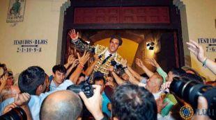 San Isidro: Ginés Marín se consagra con un artístico faenón de Puerta Grande