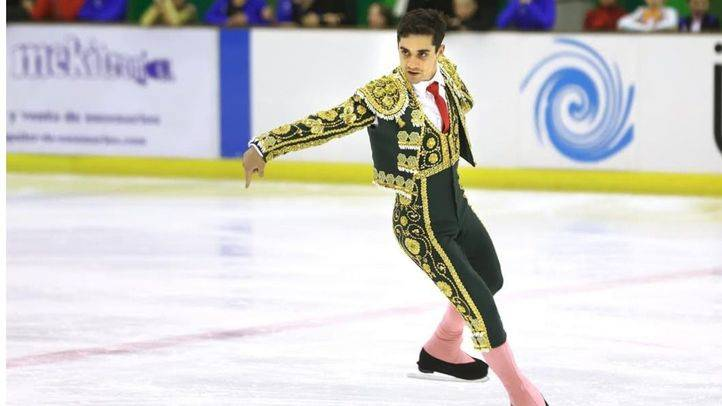 Javier Fernández imparte en Valdemoro un curso internacional de patinaje