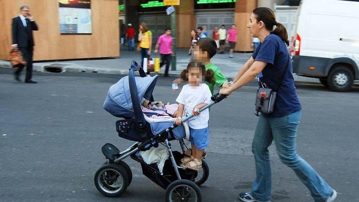 Madres solas y precarias