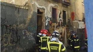El Ayuntamiento trata de que el propietario del edificio okupa incendiado se haga cargo del inmueble
