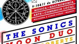 MoonDuo, The Black Madonna y Rumore se suman al Festival Villamanuela 2015