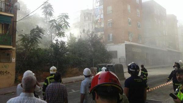 Los afectados por el derrumbe de Carabanchel ya están reubicados en pisos de alquiler