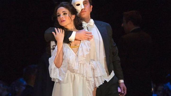 'El fantasma de la ópera' en concierto