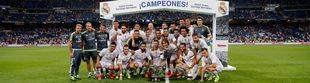 El Real Madrid gana el Trofeo Santiago Bernabéu 2015