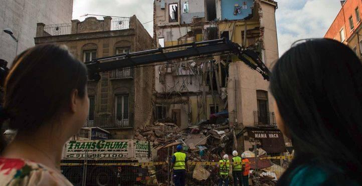 Las ampliaciones del edificio de Tetuán pudieron provocar el derrumbe