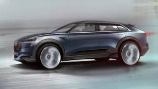 Audi Quattro e-tron concept, a las puertas de la producción