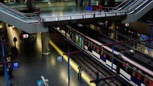 Reabre el tramo de la línea 10 de Metro cerrado por obras