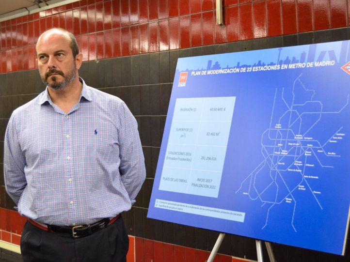 La remodelación de la línea 5 de Metro comenzará el 3 de julio