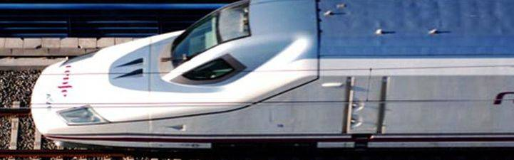 Suspendido temporalmente el servicio de trenes entre Madrid y Ávila por una incidencia causada por una tormenta
