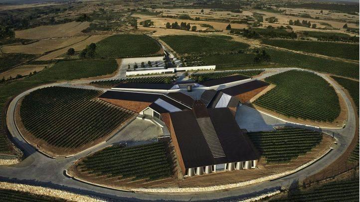 Vino, gastronomía, arte y arquitectura convergen en las Bodegas Portia