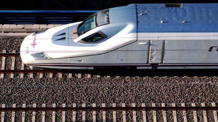 Restablecido el servicio de trenes entre Madrid y Ávila