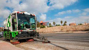 La campaña de limpieza de refuerzo llega este lunes a Palos de la Frontera